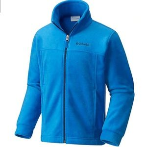 Columbia Jacket - Kids - Super blue